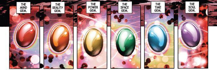 infinity stones comic