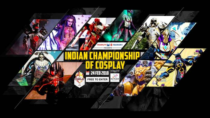 Comic Con India announces the 2nd Edition of Country's Premier Cosplay Championship