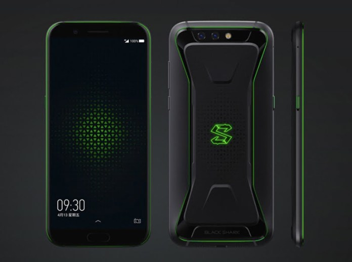 Xiaomi Launches Black Shark Gaming Smartphone With Controller Dock