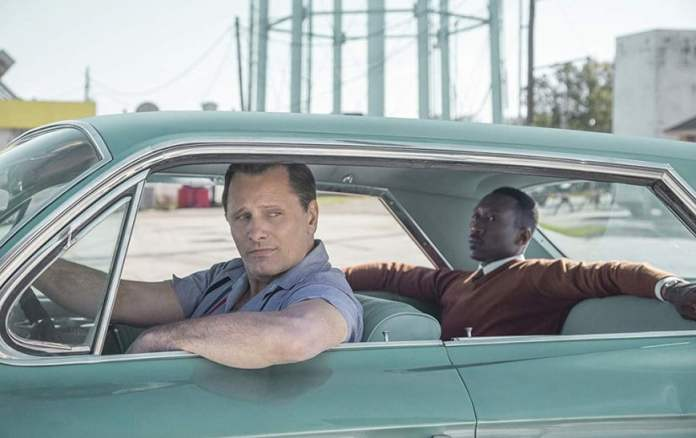 """Shot from the movie """"Green Book"""""""