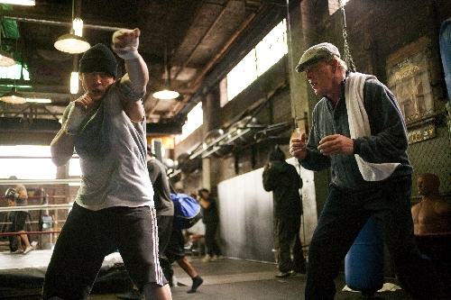Cliched Script, Visuals Give Mixed Martial Arts Movie