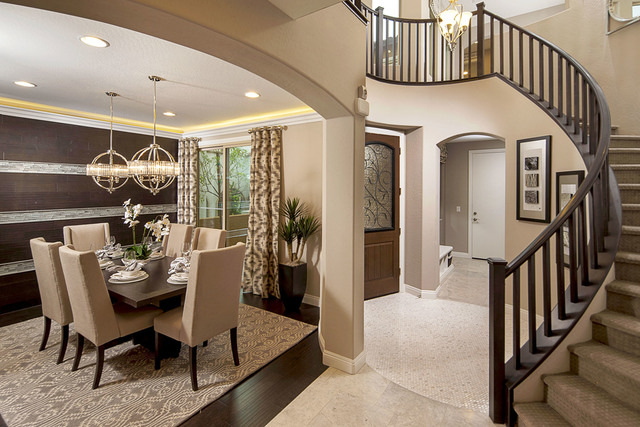Pulte Home's Segovia In Paseos Village Features Outdoor