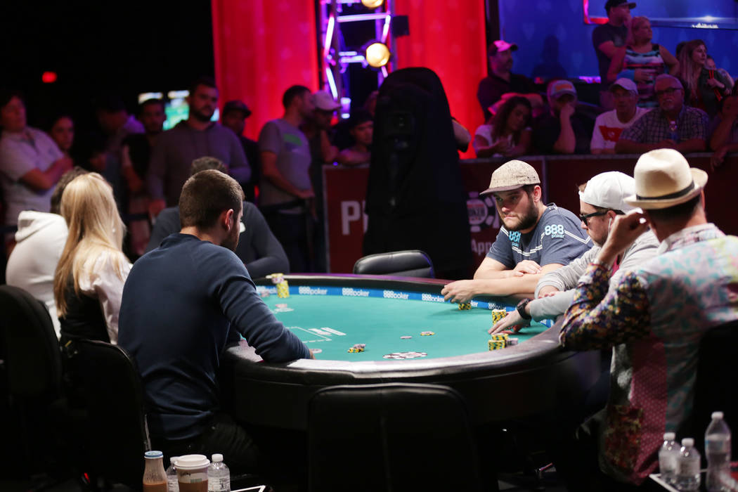 Here's How To Watch The World Series Of Poker Main Event