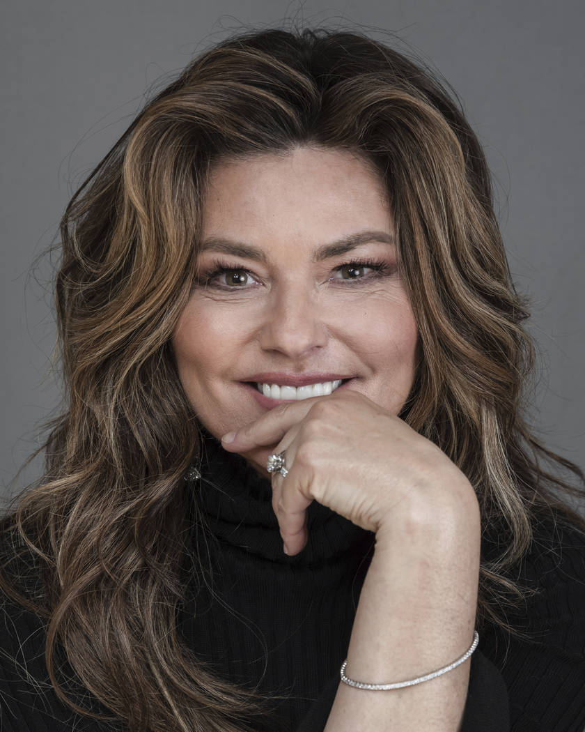 Shania Twain Teeth : shania, twain, teeth, Vegas, Headliner, Shania, Twain, Named, Woman, Review-Journal