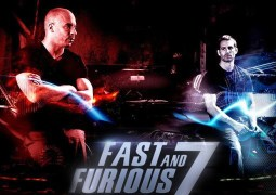 Finishing up Fast and Furious 7