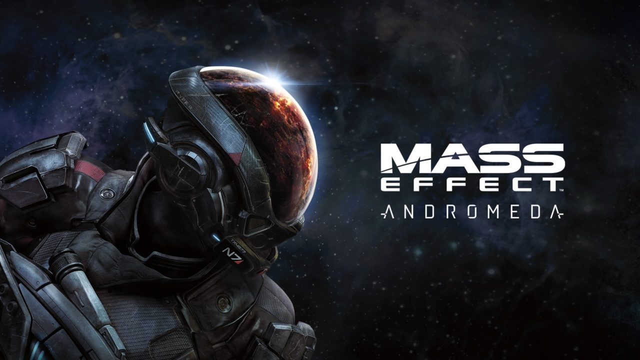 Mass Effect Andromeda Title