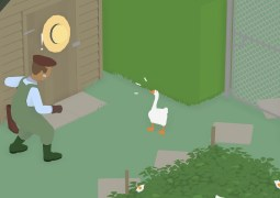 Untitled Goose Game – Pre-Alpha Gameplay Trailer