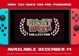 Mutant Mudds Collection Nintendo Switch Launch Trailer