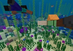 Minecraft – Update Aquatic Launch Trailer