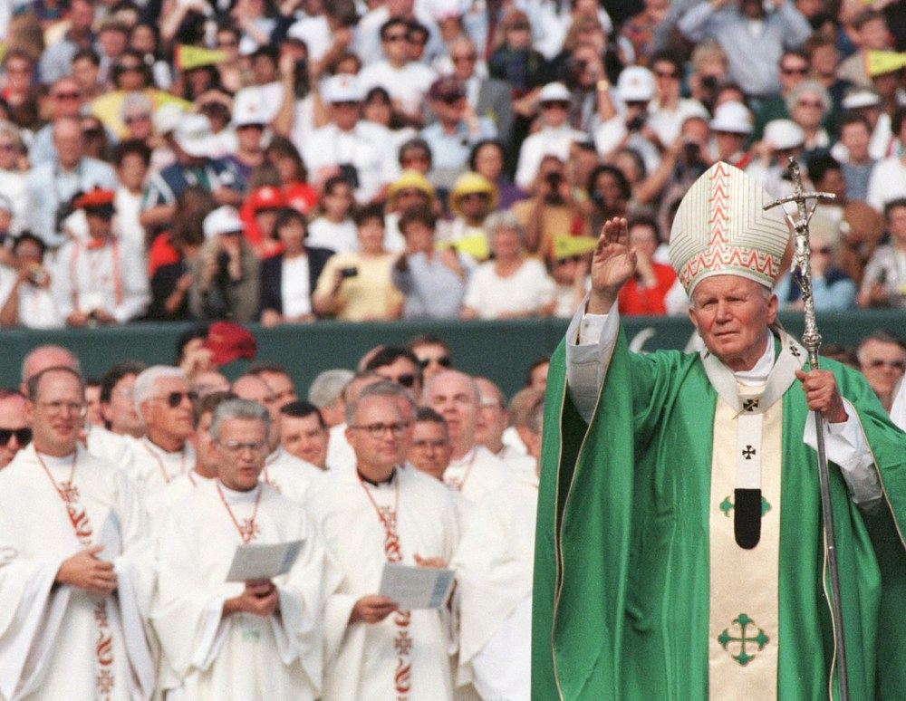 Blessed John Paul II: 'God's man'