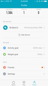 Xiaomi Mi Band 2 Review