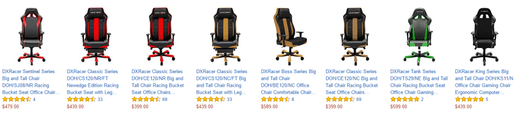 What is a Good Gaming Chair for a Tall Person?