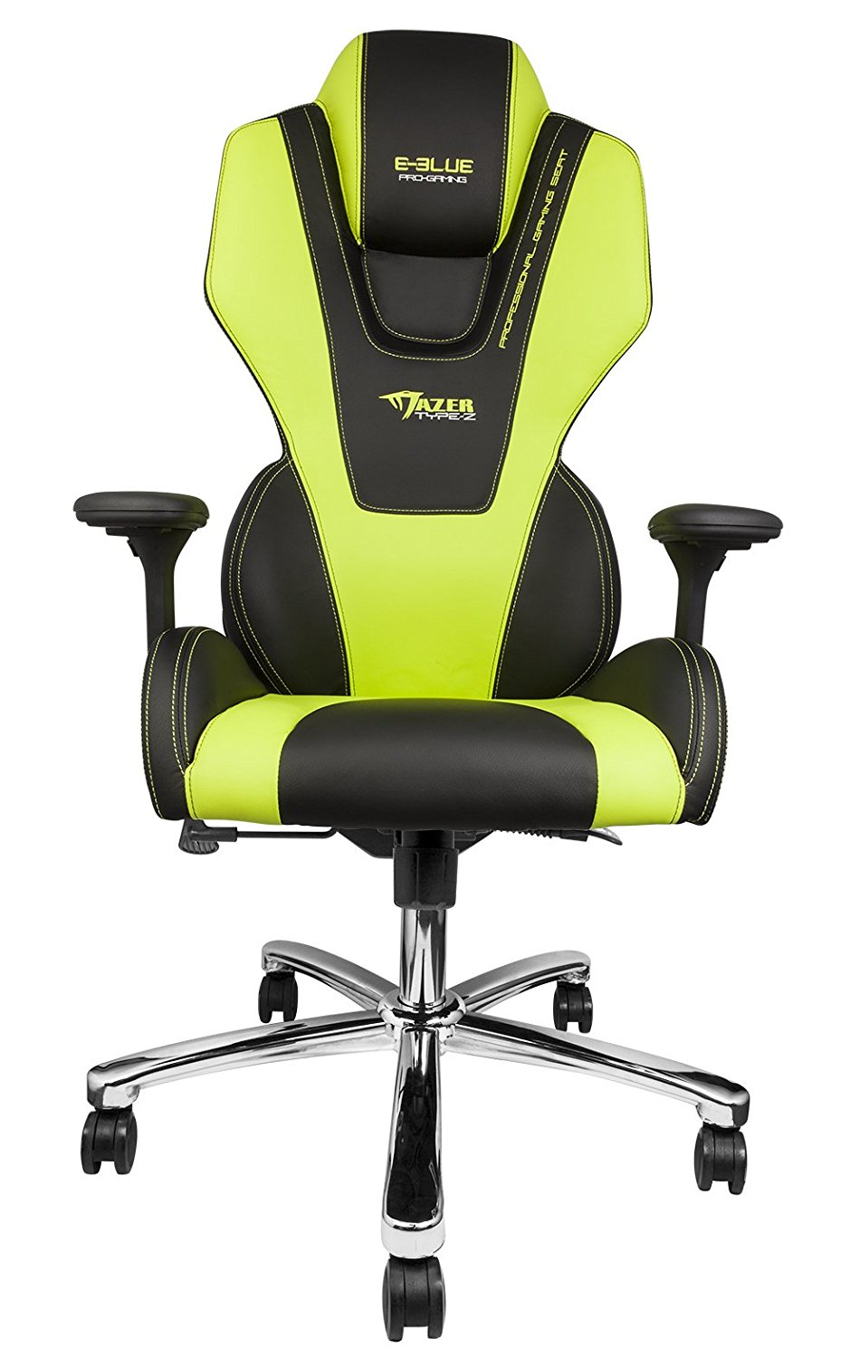 Fabulous The Eblue Mazer Gaming Chair Is Probably Weirdest Most Creative And Ugly Cool I Could Find With Chairs