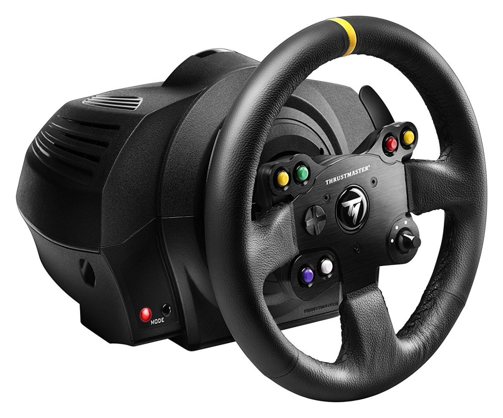 Thrustmaster VG TX Review