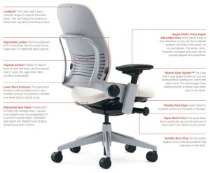 What is the Best Ergonomically Correct Desk Chair?