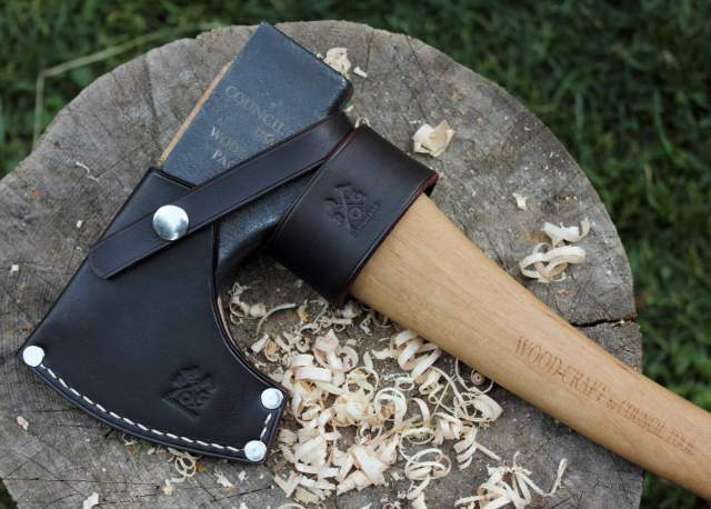 Council Tool Woodcraft Pack Axe