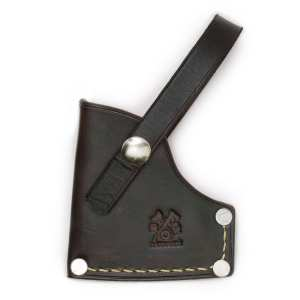 Gransfors Bruk Small Splitting Axe and Splitting Hatchet Leather Sheath