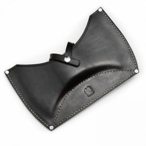 Gransfors Bruks Double Bit Axe Custom Leather Sheath