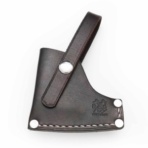 Hults Bruk Akka Foresters Premium Outdoor Axe Custom Leather Sheath