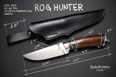 ROG Hunter Knife and Sheath