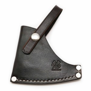 "Council Tool 2# Hudson Bay Camp Axe 28"" Axe Custom Leather Sheath"
