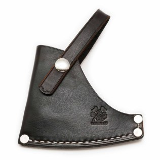 """Council Tool 2# Hudson Bay Camp Axe 28"""" Axe Custom Leather Sheath"""