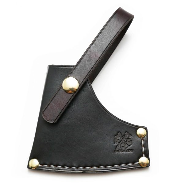 Ray Mears Scandinavian Forest Axe - Custom Leather Sheath