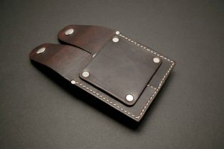 Leather Holster for Leatherman or Other Multitool