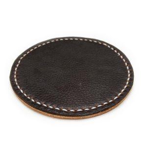 Handmade Leather Coaster for Cup or Mug