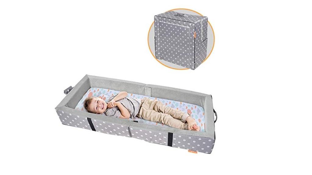 Millard Fold & Go Bumper Bed