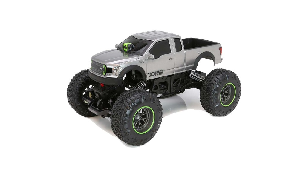RC Chargers Ford F 150