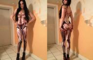 Anatomical Body Suit for Nerdy People