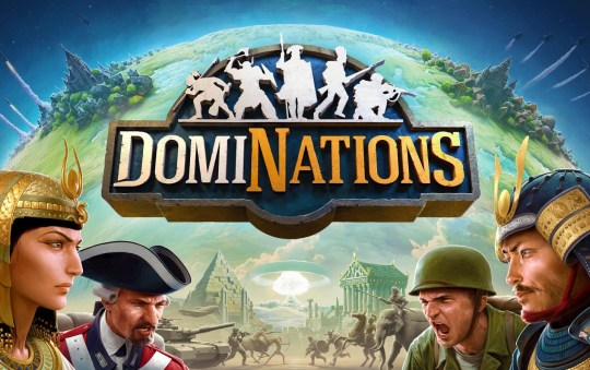 DomiNations – the Best Android Strategy Game