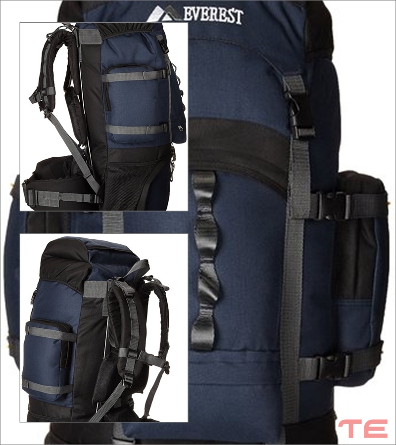 Deluxe Hiking Pack is one of the Best Cheap Backpack for You