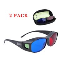 BIAL Red-Blue 3D Glasses