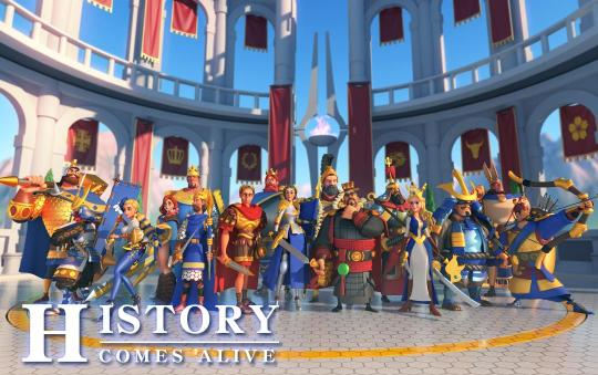 Rise of Civilization Android Game Review
