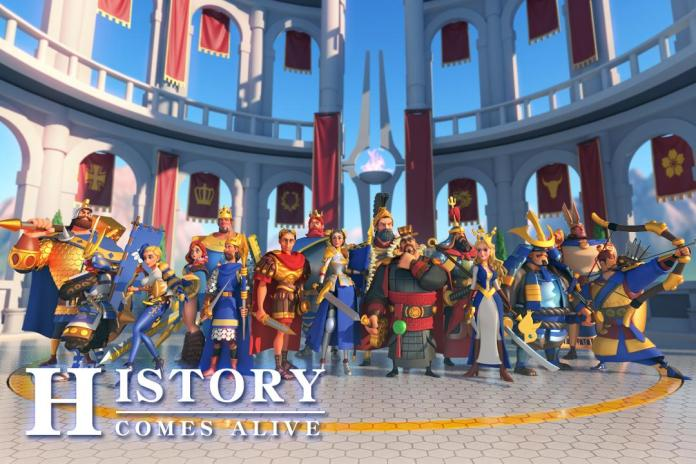 Rise of Civilization Android Game Review 1