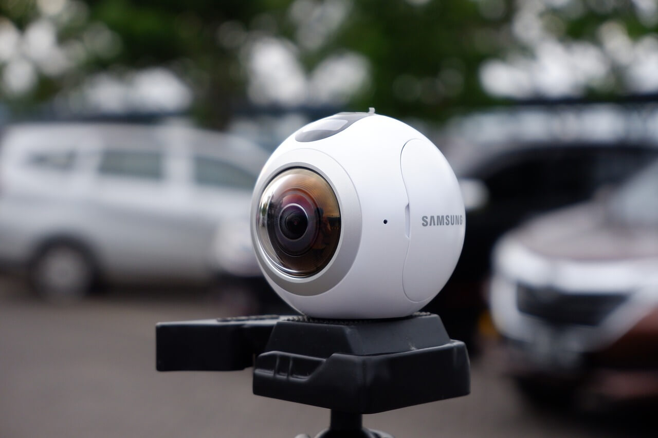 The Best 360 Cameras