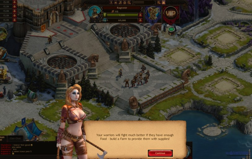 Vikings: War of Clans Game Review 2