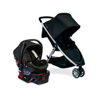 Britax B-Lively and B-Safe Gen2 Travel System