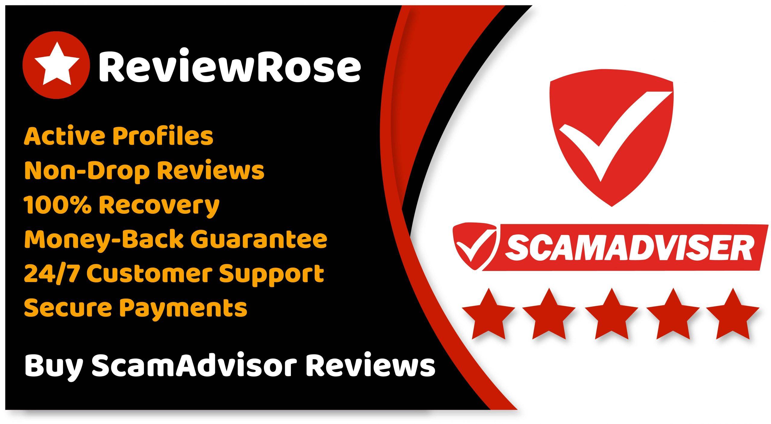 Buy ScamAdvisor Reviews