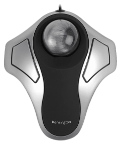 Orbit Wireless Trackball Mouse Touch Scroll Ring