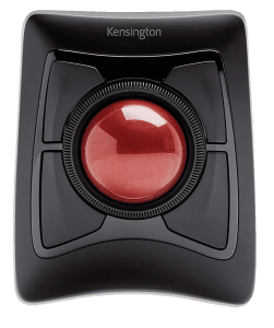 Wireless/Wired Trackball Mouse by Kensington