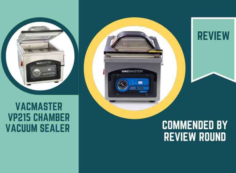 Vacmaster vp215 chamber vacuum sealer Reviews