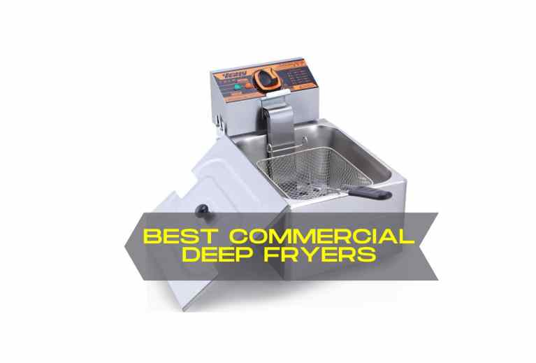 The Best Commercial Deep Fryers review
