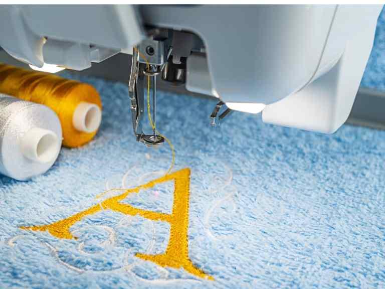 Best beginner embroidery machine for monogramming