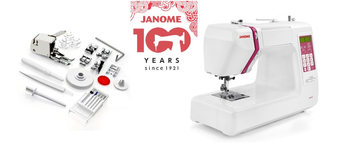 Janome dc5100 computerized sewing reviews