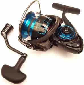 Daiwa SSaltist Spinning Reel review
