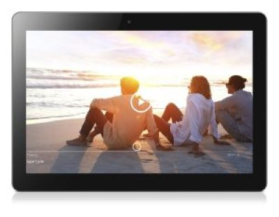 Lenovo Miix 300 10.1 inch Windows Tablet (80NR001WUS), RAM 2GB, 64GB Flash Storage, Intel Atom Z3735F 1.33GHz Quad Core, Microsoft Windows 10