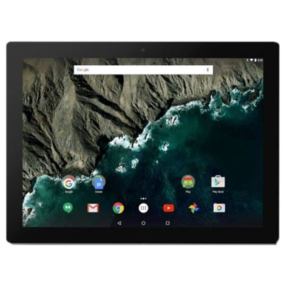 Flagship Google Pixel C 10.2 inch HD Touchscreen Tablet 32GB Premium High Performance, NVIDIA Tegra X1 with Maxwell GPU, 3GB RAM, Android 6.0 Marshmallow, Silver - Aluminum